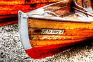 Derwent Water Rowing Boat by Paul Thompson Photography