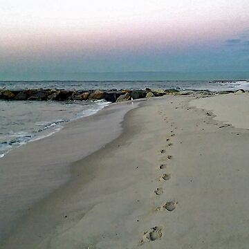 Footprints  by AnneDB
