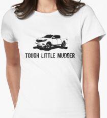 BT50 - Baby - Tough Little Mudder - Mazda Women's Fitted T-Shirt