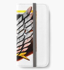 Wings of Freedom - Attack on Titan Design iPhone Wallet/Case/Skin