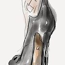 Stockings and Stilettos  by Angie Stimson