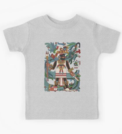 Tezcatlipoca II Kids Clothes