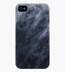 Blue Clouds, Blue Moon iPhone 4s/4 Case