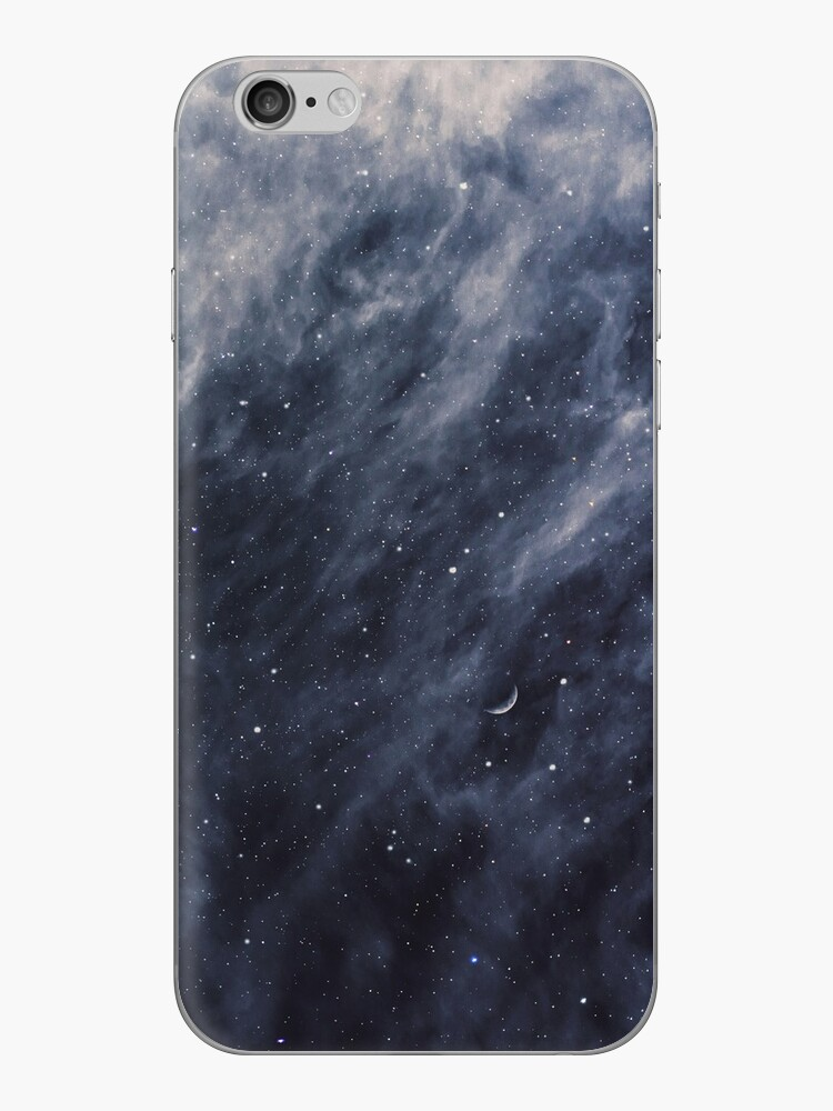 Blue Clouds, Blue Moon by Victoria Avvacumova