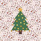 Christmas tree by Pendientera