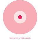 meditation in three circles by titus toledo