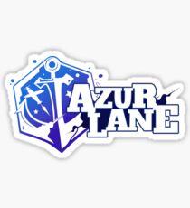 Azur Lane EN Logo Sticker