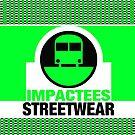 IMPACTEES STREETWEAR LOGO TRAIN GREEN by IMPACTEES