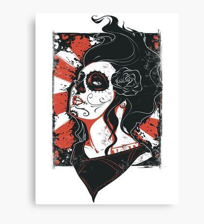 TASTY™ SUGAR SKULL Canvas Print