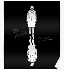 BTS - RM MONO REFLECTION Poster