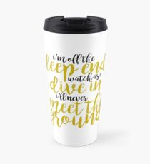 A Star is Born - Shallow Travel Mug