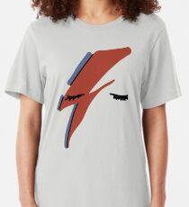 BOWIE THE LEGEND Slim Fit T-Shirt