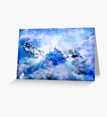 Glory of the New Jerusalem Greeting Card