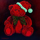 Red Ted by Manter Bolen