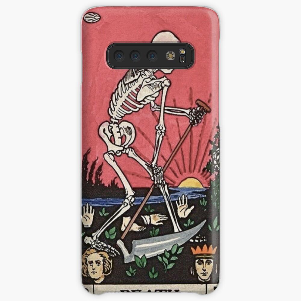 Todes Tarot Hüllen & Klebefolien für Samsung Galaxy