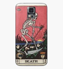 Death Tarot Case/Skin for Samsung Galaxy