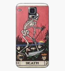 Death Tarot Case/Skin for Samsung Galaxy