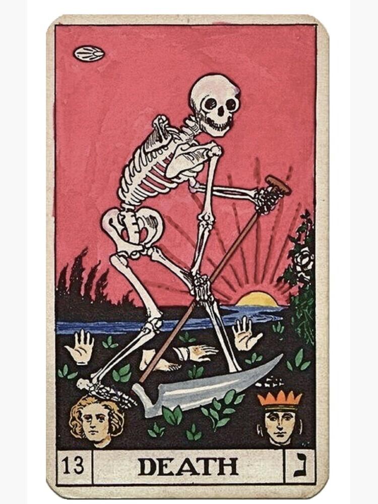 Todes Tarot von phantastique