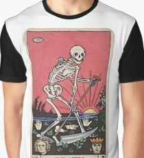 Death Tarot Graphic T-Shirt