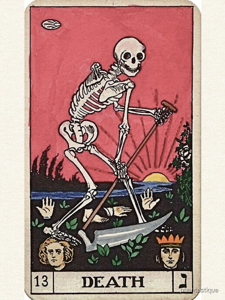 Death Tarot by phantastique