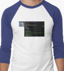 Shirt of Irresistibility Men's Baseball ¾ T-Shirt