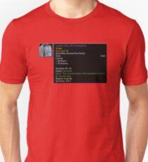 Shirt of Irresistibility Unisex T-Shirt