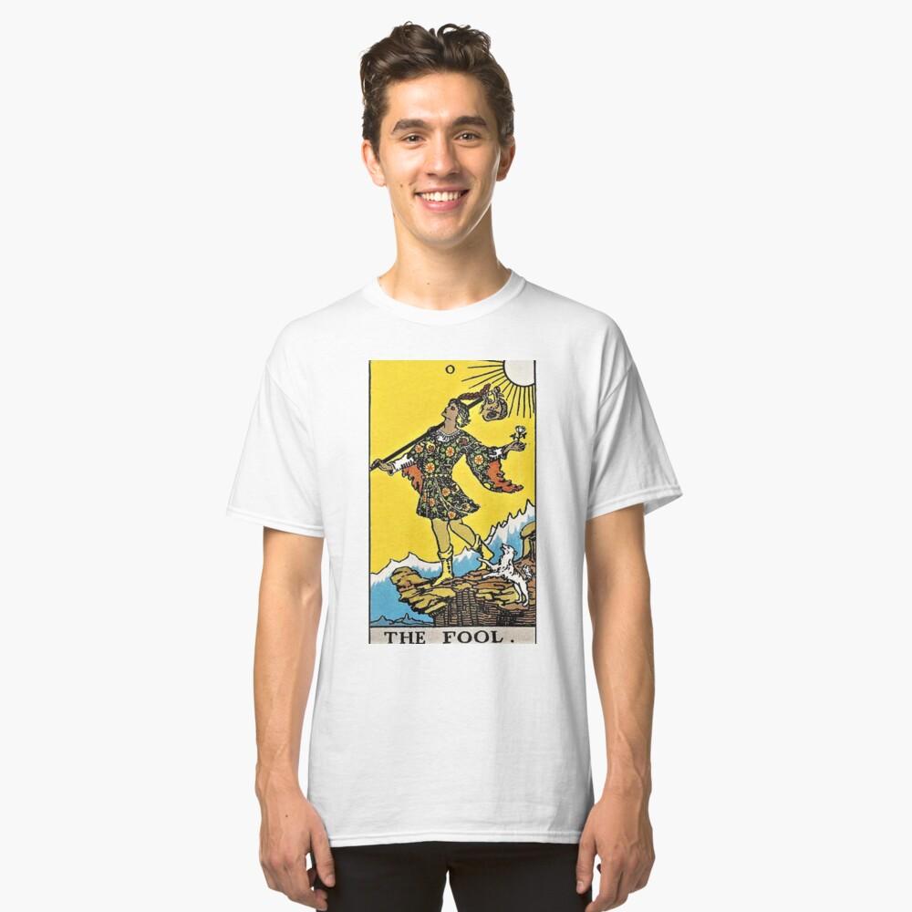 Der Narr Tarot Classic T-Shirt