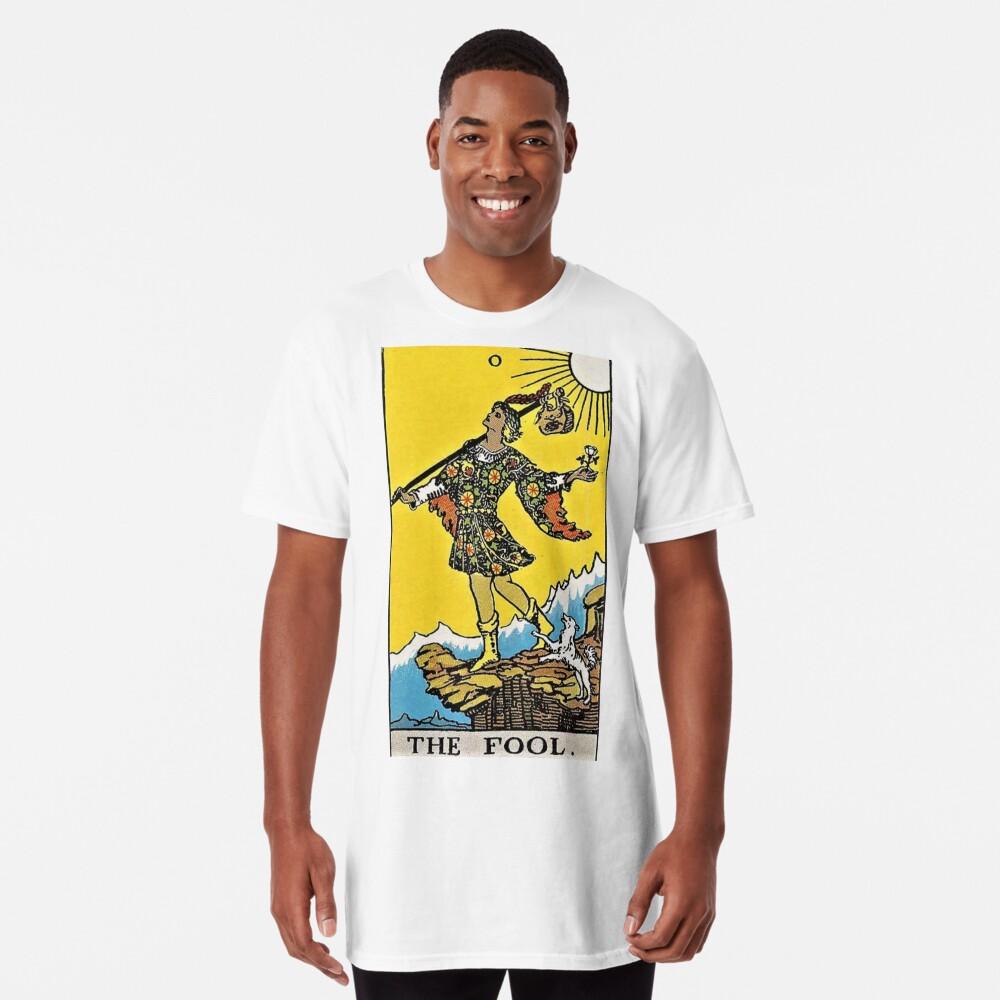 Der Narr Tarot Longshirt