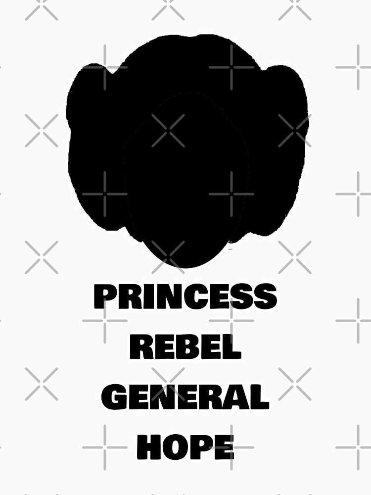 Leia - Rebel, Princess, General & Hope by raineofiris