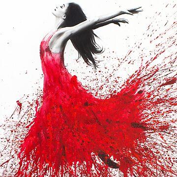 Rose Dance by AshvinHarrison