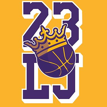 The King of LA - Lebron James by 23jd45