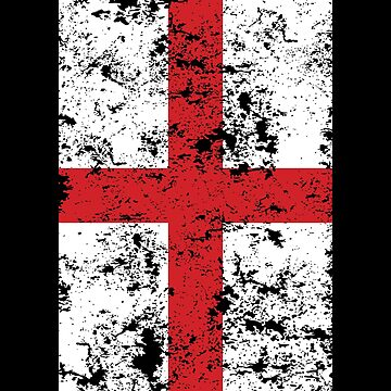 Union Jack England Flag Gift by Reutmor