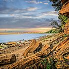 Lake Tyers Beach by Tracie Louise