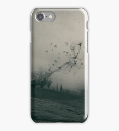 Self And Nature, Releasing My Worries I  iPhone Case/Skin