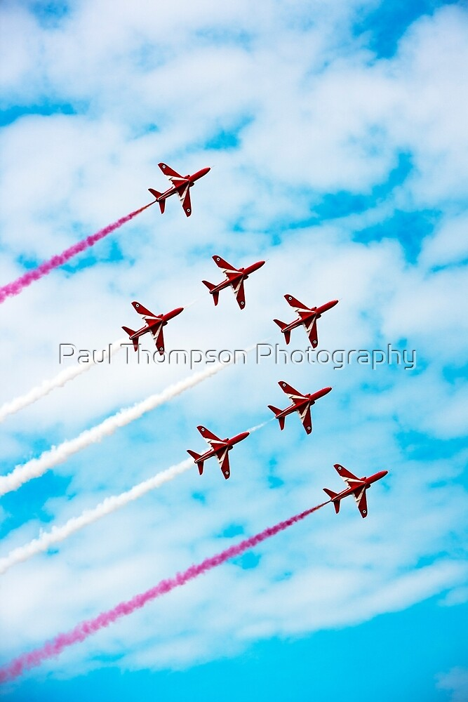 Festival Of Flight  by Paul Thompson Photography