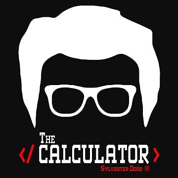 Scorpion Human Calculator by Eye Voodoo - Sly Dodd by eyevoodoo