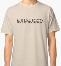 Inhansed Logo (Black) Classic T-Shirt