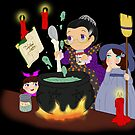 Cooking Witches by MariahL