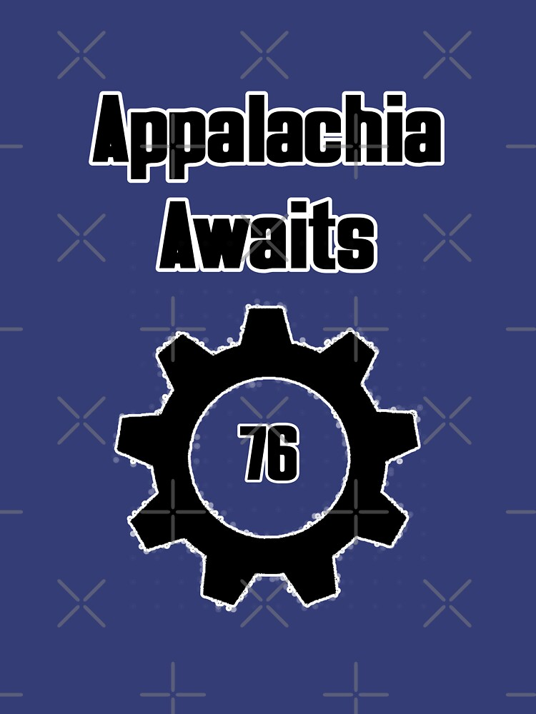 Appalachia Awaits - Vault 76 by raineofiris