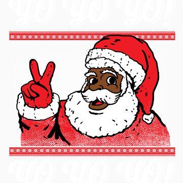 Yo yo yo Santa gift by LikeAPig