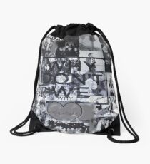 WDW Co Loge Drawstring Bag