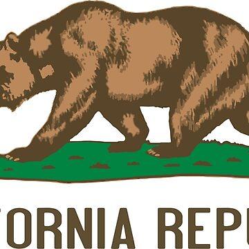 CALIFORNIA REPUBLIC by opngoo