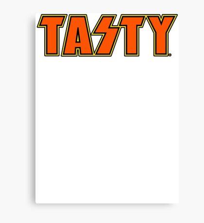 TASTY™ Rock'n All Nite Canvas Print