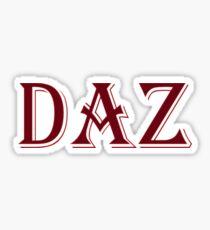 Daz Sticker