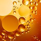 Oil Drops by bnilesh