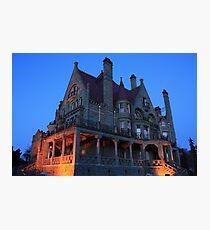 Craigdarroch Castle Photographic Print