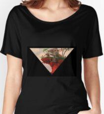 Plastic Beach - Gorillaz Women's Relaxed Fit T-Shirt