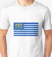 Nevada USA State Flag design Unisex T-Shirt