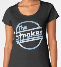 THE STROKES Women's Premium T-Shirt