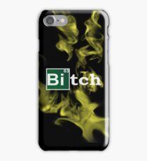 breaking bitch iPhone Case/Skin